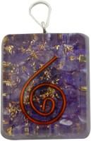 Aaradhi Divya Mantra Metaphysical Amethyst Reiki DVYM0000857 Agate Acrylic Pendant