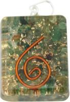 Aaradhi Divya Mantra Metaphysical Blood Stone Reiki DVYM0000863 Agate Acrylic Pendant