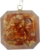 Aaradhi Divya Mantra Metaphysical Carnelian Stone Reiki DVYM0001035 Agate Acrylic Pendant