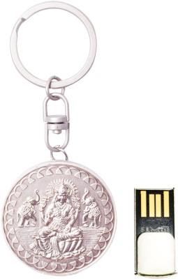 Enter Coin 4 GB  Pen Drive (Silver)