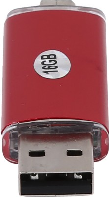 North Moon OTGP 16 GB  Pen Drive (Red)