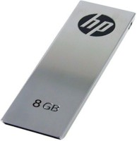 HP V 210 W 8 GB  Pen Drive (Grey)