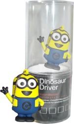 Dinosaur Drivers Blue Minion