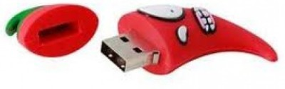 GeekGoodies Fancy Plants Vs Zombies Red Chilli 8 GB  Pen Drive (Red)