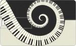 Printland Keep Calm & Love Music PC160492