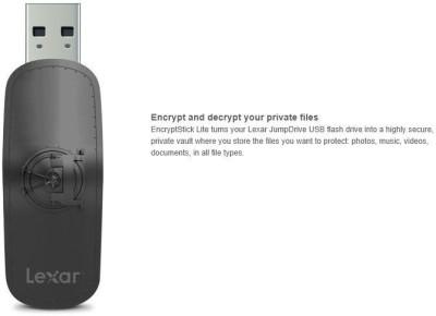 Lexar JumpDrive S23 128GB USB 3.0 Pen Drive