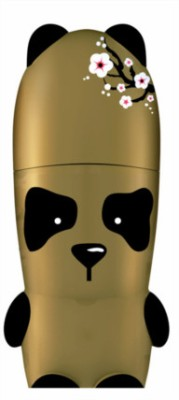 Mimobot Golden Panda 4 GB Pen Drive
