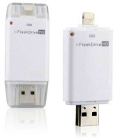 Coolnut Caiphpd-21 Hd & Usb Flash Drive 16 GB  Pen Drive (White)