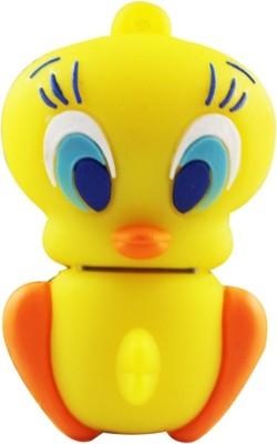 Shopizone Twitty 32 GB  Pen Drive (Yellow)