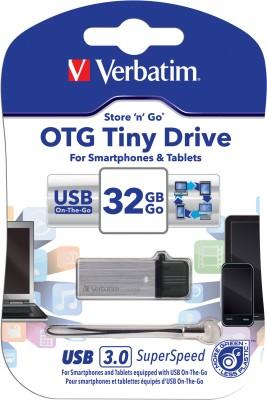 Verbatim Store N Go OTG Tiny 32GB Pen Drive