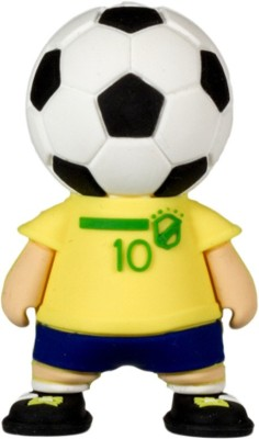 Verico Football 8 GB  Pen Drive (Multicolor)