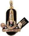 Enter USB Flash Drive 8GB (Tirupativasa) 8 GB  Pen Drive - Gold