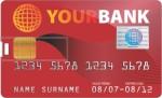 Printland Credit card Shape Pendrive PC85889