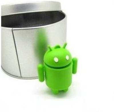 GeekGoodies Fancy Designer Waterproof Android 8 GB  Pen Drive (Green)