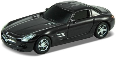 AutoDrive Mercedes-Benz 8 GB  Pen Drive (Black)