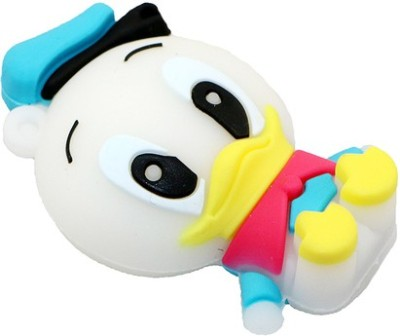 Chinmayi Donald Duck 16 GB  Pen Drive (Multicolor)