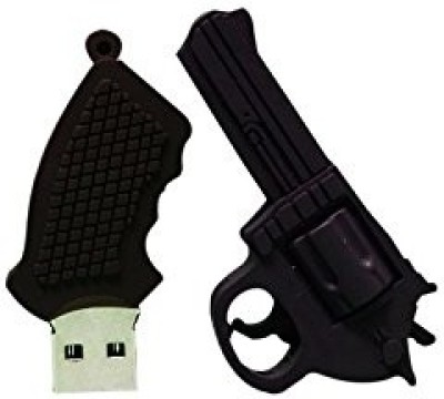 The Fappy Store Pistol 32 GB  Pen Drive (Black)