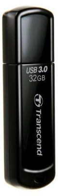 Transcend JETFLASH 700 32 GB  Pen Drive (Black)