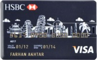 The Fappy Store HSBC Credit Card 16 GB  Pen Drive (Black)