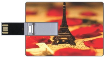 Design worlds Tall DWPC88085 8 GB  Pen Drive (Multicolor)