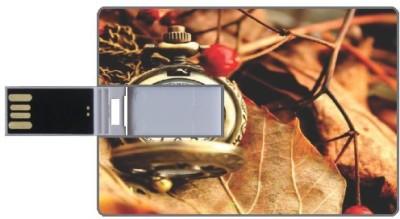 Design worlds Clock DWPC88094 8 GB  Pen Drive (Multicolor)