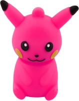 QP360 Cute Cartoon 8 GB  Pen Drive (Pink, Yellow)