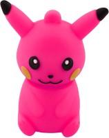 QP360 Cute Cartoon 8 GB  Pen Drive (Pink, Yellow)