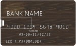 Printland Credit card Shape Pendrive PC160096