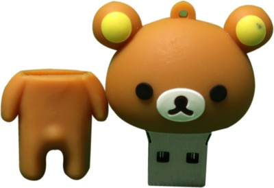 Dreambolic Teddy Bear 4 GB  Pen Drive (Brown)