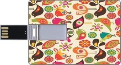 via flowers llp Simple VPC160335 16 GB  Pen Drive (Multicolor)