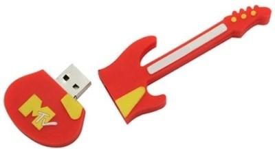 Microware-Guitar-Red-Shape-Designer-8-GB-Pendrive