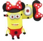 Microware Minion Minnie Mouse Shape Designer Fancy Pendrive