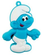 Microware Smiley Smurf Shape