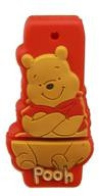 Microware Winne The Pooh Shape 16 GB Pen Drive