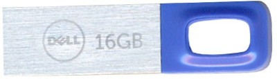 Dell Snp100u 16 GB  Pen Drive (Blue)