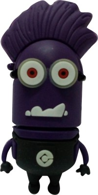 Vibes P-050 16 GB  Pen Drive (Purple)