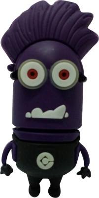 Vibes P-050 16 GB  Pen Drive (Purple)