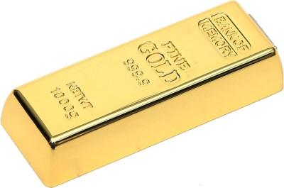 North Moon GOLDEN BISCUIT USB 16 GB  Pen Drive (Gold)