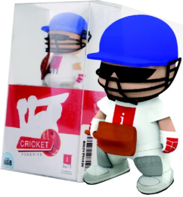 Buy iBall Cricket 8 GB Pen Drive: Pendrive