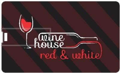 Design worlds Wine House DWPC87327 8 GB  Pen Drive (Multicolor)