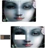 Print Shapes Lord Radha Credit Card Shape