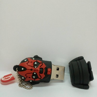 Vibes P-070 16 GB  Pen Drive (Black)