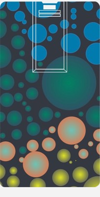 Garmor GRPd_211 Designer Printed Credit Card Shape 8GB Pendrive 8 GB  Pen Drive (Multicolor)