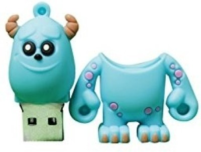 The Fappy Store Monsters Inc. 32 GB  Pen Drive (Blue)