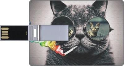 Via Flowers Llp 8GB Animal VC89041 8 GB  Pen Drive (Multicolor)