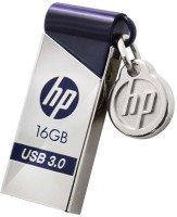 HP X715W Flash Drive 16 GB  Pen Drive (Silver)