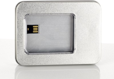 Sparkel SPPD-300 16 GB  Pen Drive (Silver)