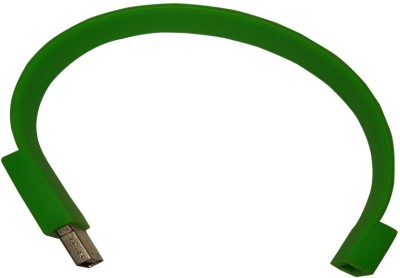 QP360 Wristband 16 GB  Pen Drive (Green)