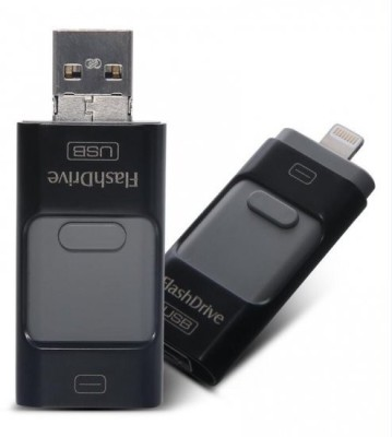 iFlash Drive HD 32 GB  Pen Drive (Multicolor)