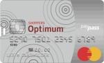 Printland Credit card Shape Pendrive PC160163
